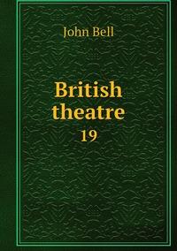 Книга под заказ: «British theatre»