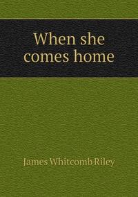Книга под заказ: «When she comes home»