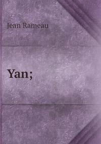 Yan;, Jean Rameau обложка-превью
