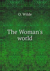 The Woman's world, Оскар Уайльд обложка-превью