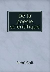 De la poésie scientifique, Rene Ghil обложка-превью