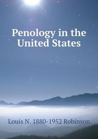 Книга под заказ: «Penology in the United States»
