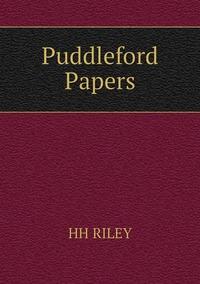 Книга под заказ: «Puddleford Papers»