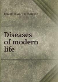 Книга под заказ: «Diseases of modern life»