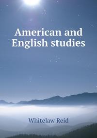 Книга под заказ: «American and English studies»