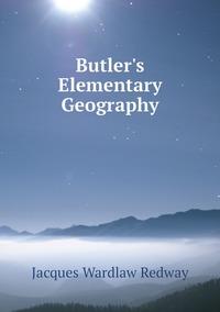 Книга под заказ: «Butler's Elementary Geography»