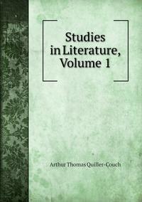 Книга под заказ: «Studies in Literature, Volume 1»