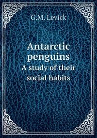 Книга под заказ: «Antarctic penguins»