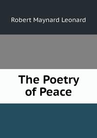 Книга под заказ: «The Poetry of Peace»