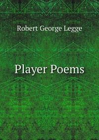 Книга под заказ: «Player Poems»