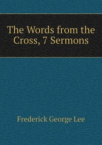 The Words from the Cross, 7 Sermons, Ли обложка-превью