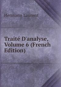 Книга под заказ: «Traité D'analyse, Volume 6 (French Edition)»