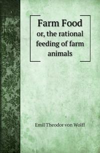 Книга под заказ: «Farm Food»