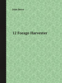 12 Forage Harvester, John Deere обложка-превью