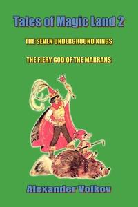Книга под заказ: «Tales of Magic Land 2»