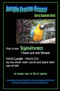 Книга под заказ: «Jungle Freeze-Frame»