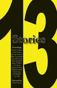 Книга под заказ: «Thirteen Stories»