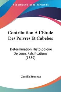 Книга под заказ: «Contribution AL'Etude Des Poivres Et Cubebes»