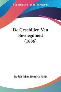 Книга под заказ: «De Geschillen Van Bevoegdheid (1886)»