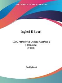 Книга под заказ: «Inglesi E Boeri»
