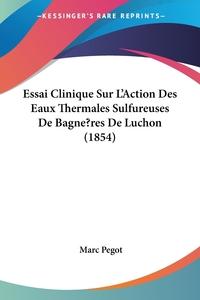 Книга под заказ: «Essai Clinique Sur L'Action Des Eaux Thermales Sulfureuses De Bagne?res De Luchon (1854)»