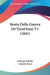 Книга под заказ: «Storia Della Guerra De'Trent'Anni V1 (1841)»