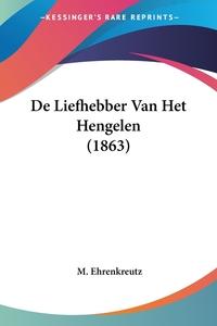 Книга под заказ: «De Liefhebber Van Het Hengelen (1863)»