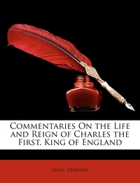 Книга под заказ: «Commentaries on the Life and Reign of Charles the First, King of England»