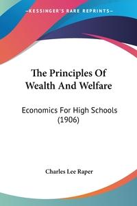 The Principles Of Wealth And Welfare: Economics For High Schools (1906), Charles Lee Raper обложка-превью