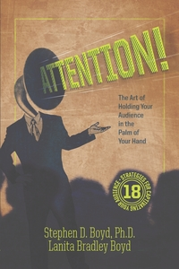 Книга под заказ: «ATTENTION! The Art of Holding Your Audience in the Palm of Your Hand»