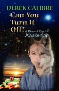 Книга под заказ: «CAN YOU TURN IT OFF? A Diary of Psychic Awakening»
