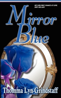 Книга под заказ: «Mirror Blue»