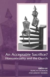 Книга под заказ: «An Acceptable Sacrifice?»