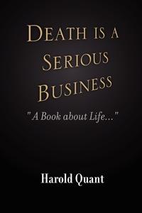 Книга под заказ: «Death is a Serious Business»