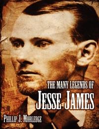 Книга под заказ: «The Many Legends of Jesse James»