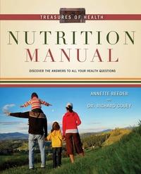 Книга под заказ: «Treasures of Health Nutrition Manual»