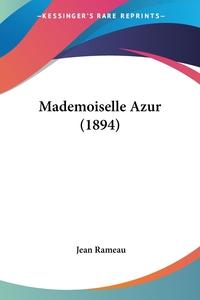 Mademoiselle Azur (1894), Jean Rameau обложка-превью
