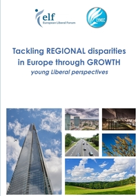 Книга под заказ: «Tackling Regional Disparities In Europe Through Growth»