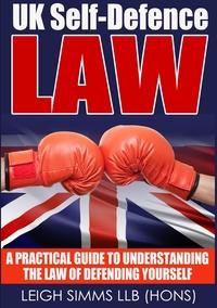 Книга под заказ: «UK Self-Defence Law»