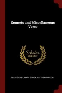 Sonnets and Miscellaneous Verse, Philip Sidney, Mary Sidney, Matthew Roydon обложка-превью