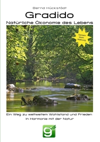 Книга под заказ: «Gradido - Natürliche Ökonomie des Lebens»