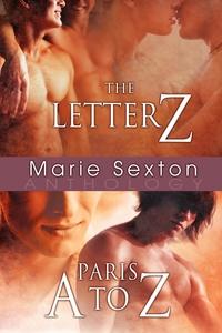 Книга под заказ: «The Letter Z & Paris A to Z»