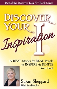 Книга под заказ: «Discover Your Inspiration Susan Sheppard Edition»