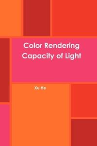 Книга под заказ: «Color Rendering Capacity of Light»