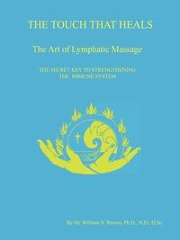 Книга под заказ: «THE TOUCH THAT HEALS, The Art of Lymphatic Massage»