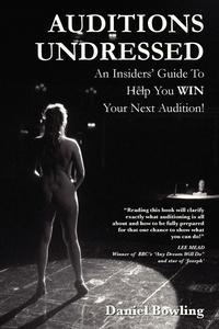 Книга под заказ: «Auditions Undressed»
