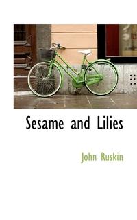 Книга под заказ: «Sesame and Lilies»
