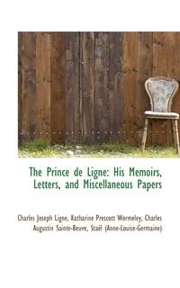 Книга под заказ: «The Prince de Ligne»
