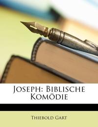 Книга под заказ: «Joseph»