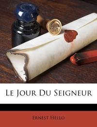 Книга под заказ: «Le Jour Du Seigneur»